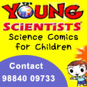 Science Comics for children