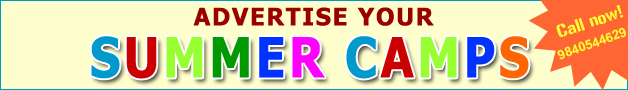 Advertise your Summer Camps