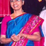Bidding farewel to the principal of DAV girls school