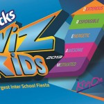 Dwani represents Chennai city in the Horlicks Wiz Team Challenge