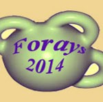 Forays 2014, Mathematics Festival - March 15 and 16, 2014