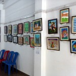 Hidden talents of young artists on display