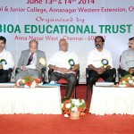 National Seminar  For Teachers held in Chennai