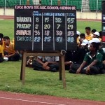 DAV Group of Schools celebrate Sports Day
