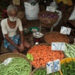 A stroll in the Mambalam Vegetable Market