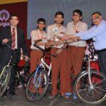 Maharishi Vidya Mandir, Chetpet wins the Murugappa Madras Quotient Quiz 2014