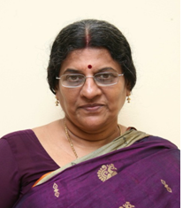 Ms. Lakshmi Srinivasan, principal, P.S. Senior Sec, School, Mylapore. Photo courtesy: pssenior.org