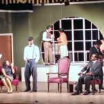 Agatha Christie at the Museum Theatre