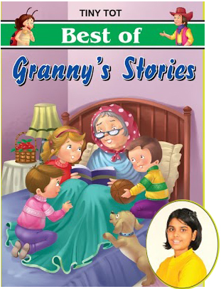 Young girl publishes Granny's Stories