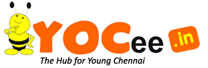 YOCee – The website for the young people in Chennai