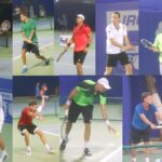 Clockwise from Top:  Robin Haase, Evgeny Donskoy, Alejandro Falla, Peter Gojowczyk, Alejandro Gonzalez, David Goffin, Andreas Haider-Maurer, Pablo Carreno Busta, Igor Sijsling