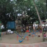 Velachery's well maintained park