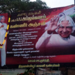 Communities in Chennai pay tribute to Kalam