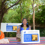 Harini presents a lively Mikeless Kutcheri at Nageswara Rao Park