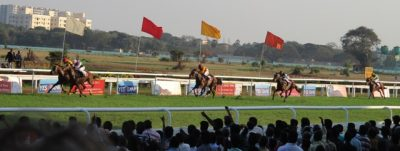 Horses at Indian Turf Invitation Cup