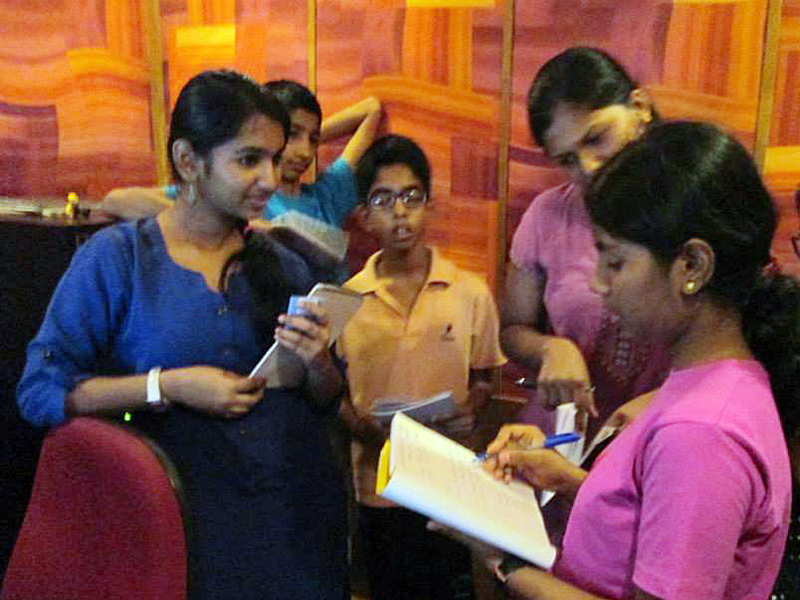 Young Journalist Programme