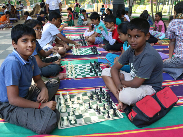 Children's Special at the Mylapore Festival