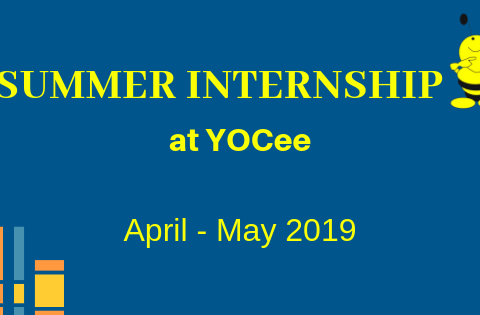 Summer Internship at YOCee