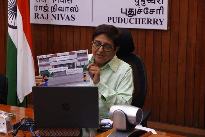 Kiran Bedi Webinar