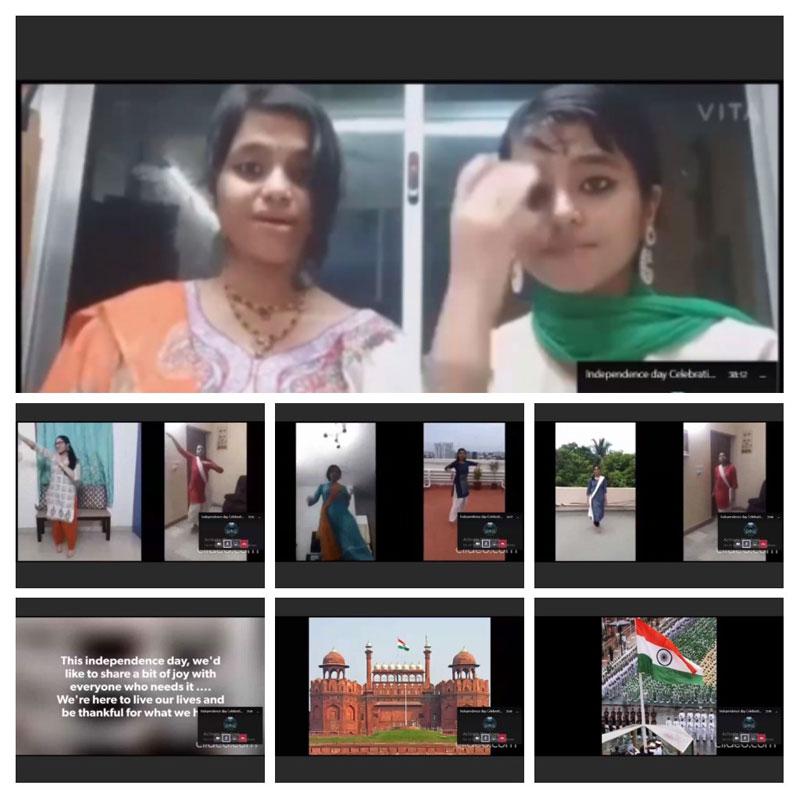 Independence Day 2020 Vidya Mandir
