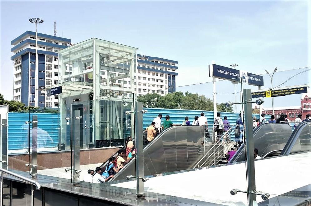 CMBT Metro Chennai