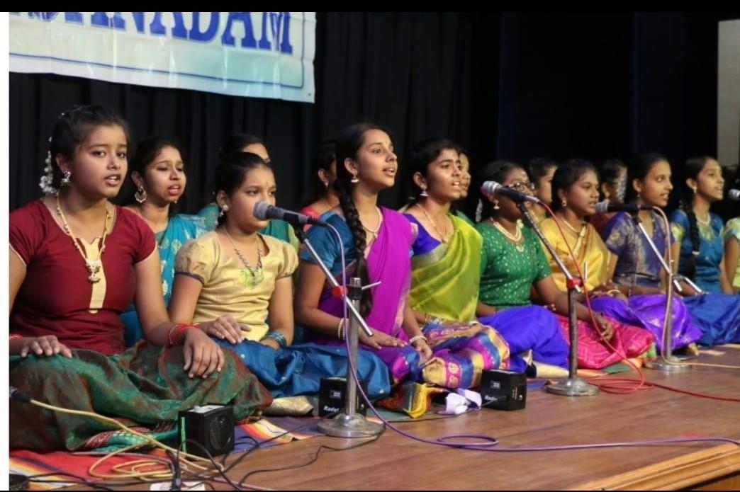 Hamsanadam Music School anniversary 2019