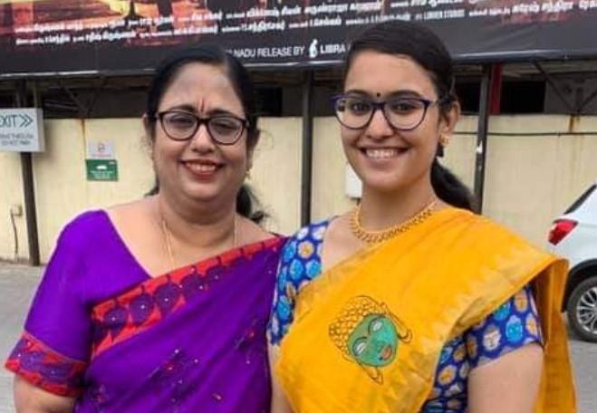Apoorva Gayathri and Radha Rameshkumar