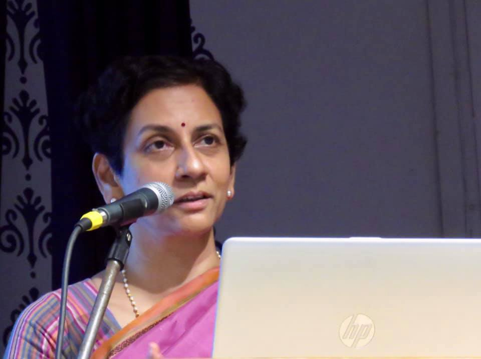 Dr Chithra Madhavan