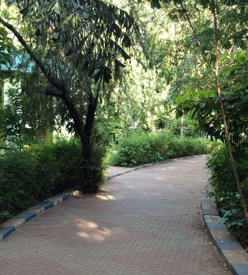 Nungambakkam park