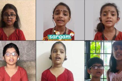 Sargam Choir Kids