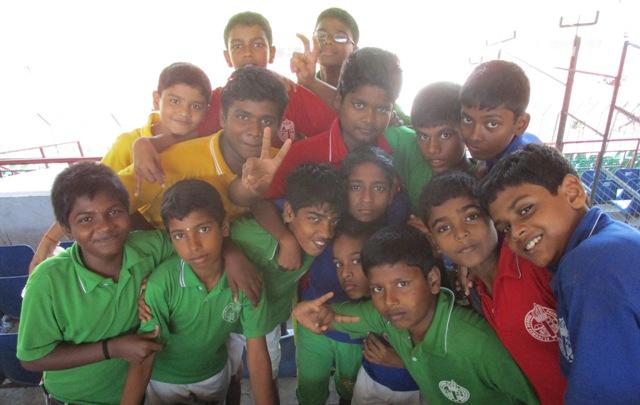 St. Thomas School Rugby team