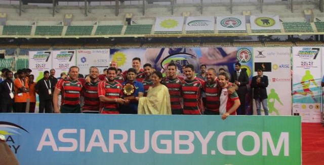 Plate Cup winners Lebanon