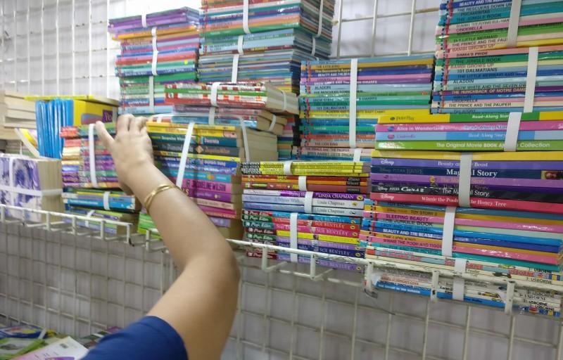 books by the kilo