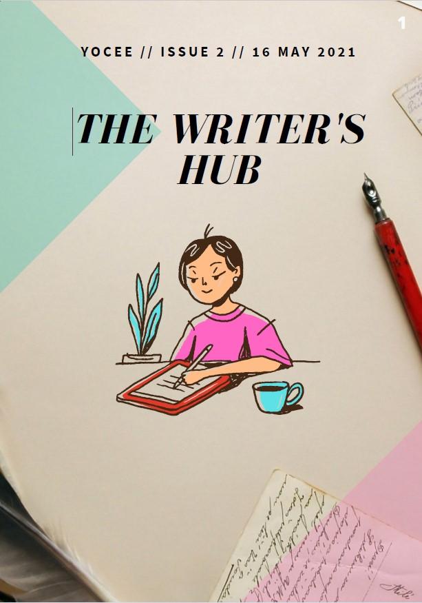 The Write Teack Season 2 eBook Issue 2 Cover