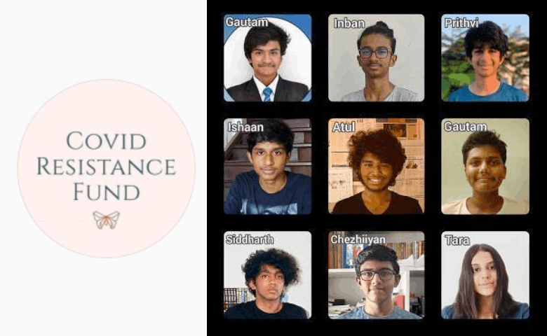 COVID Resistance Fund Students