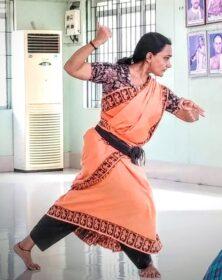 Dancer Jayanthi Srivatsan