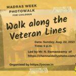 Virtual Photwalk Veteran Lines
