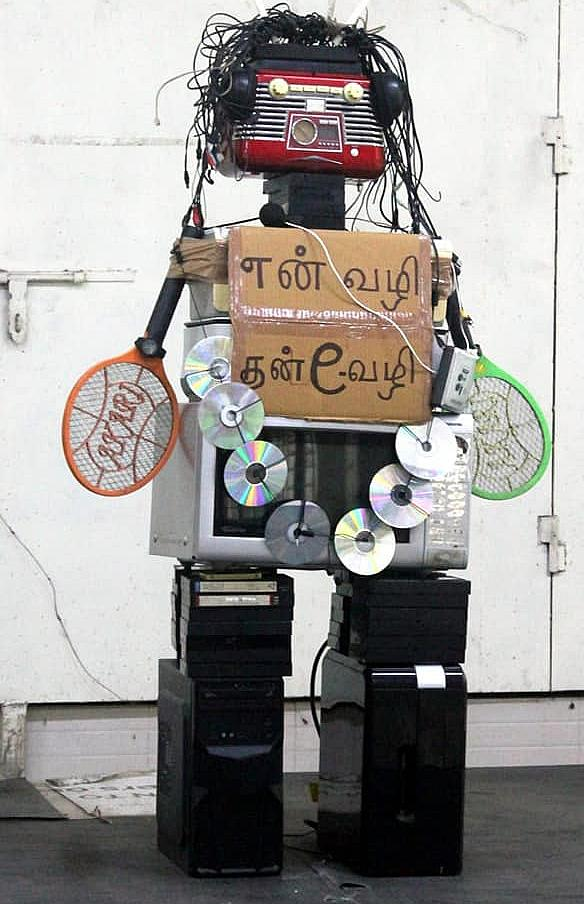 e-waste creation